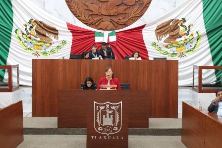 Propone Montiel reforma a Ley Orgánica del Poder Legislativo