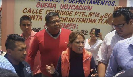 Encañonan a ciudadanos escoltas de diputada del PRD