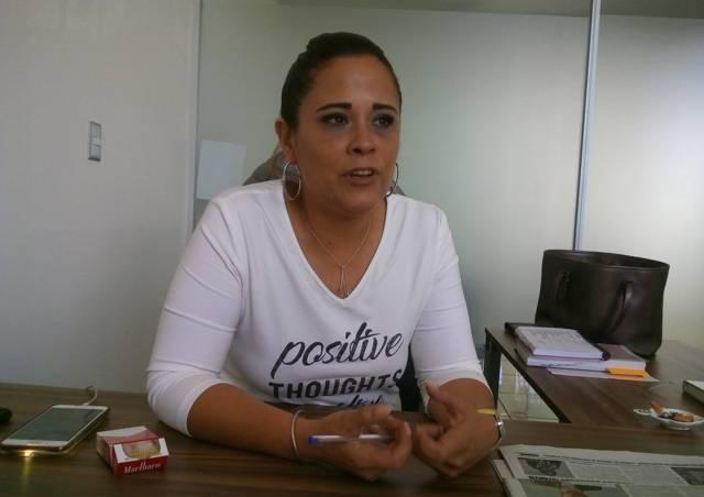 Michaelle Brito pidió a tlaxcaltecas no confiarse ante cero casos de Covid-19