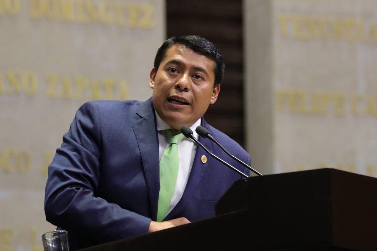 Una fiscalía que en verdad de resultados, pugna Rubén Terán