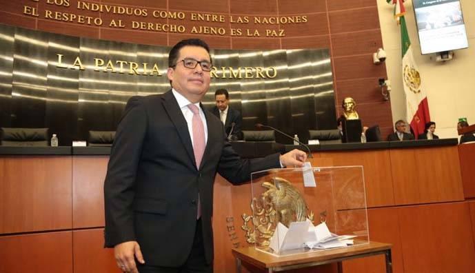 Integra García Portilla la Comisión Permanente