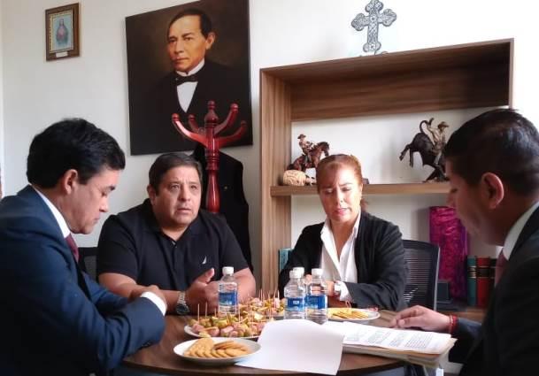 Instalan mesa de juicio contra edil huamalteco en el Congreso