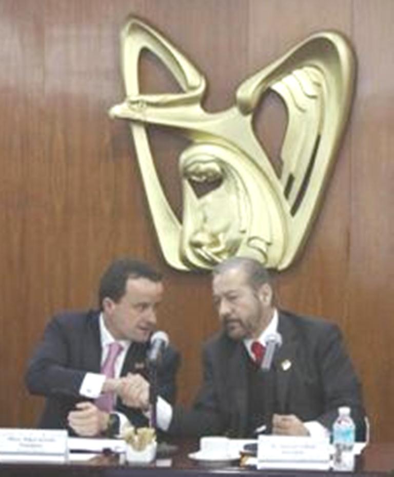 Piden a secretarios seccionales y delegados del IMSS trabajar en armonía