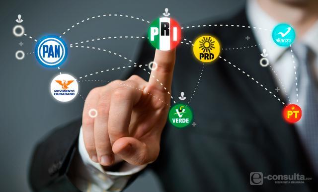 Concluye cómputo en municipios y PRI se queda con 24 ayuntamientos