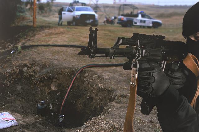 Al menos 6 huachicoleros muertos deja enfrentamiento en entre militares y policías en Ixtacuixtla