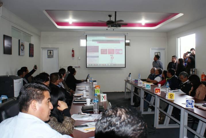 Selecciona INE Tlaxcala a 13 mil 797 funcionarios de MDC