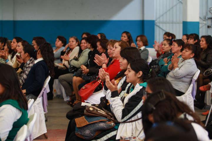 Totolac avanza en equidad de género