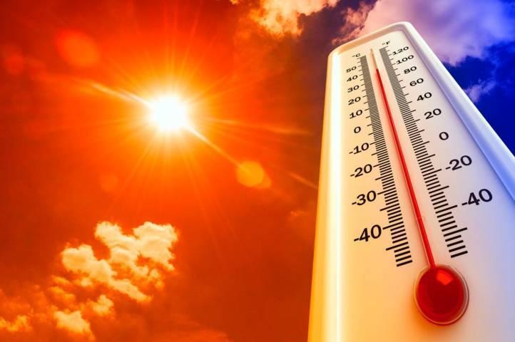 Resultado de imagen de calor en peninsula