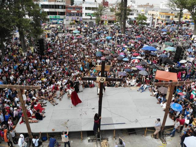 Chiautempan cierra actividades de Semana Santa con saldo blanco