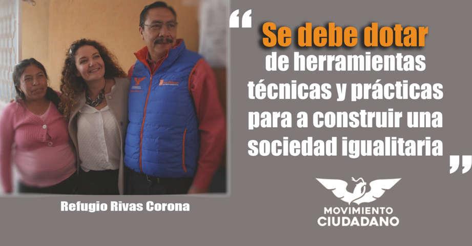 Las mujeres de Tlaxcala, necesitan más y mejores oportunidades de desarrollo: MC