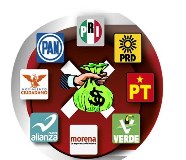 Partidos políticos sin dinero en Tlaxcala