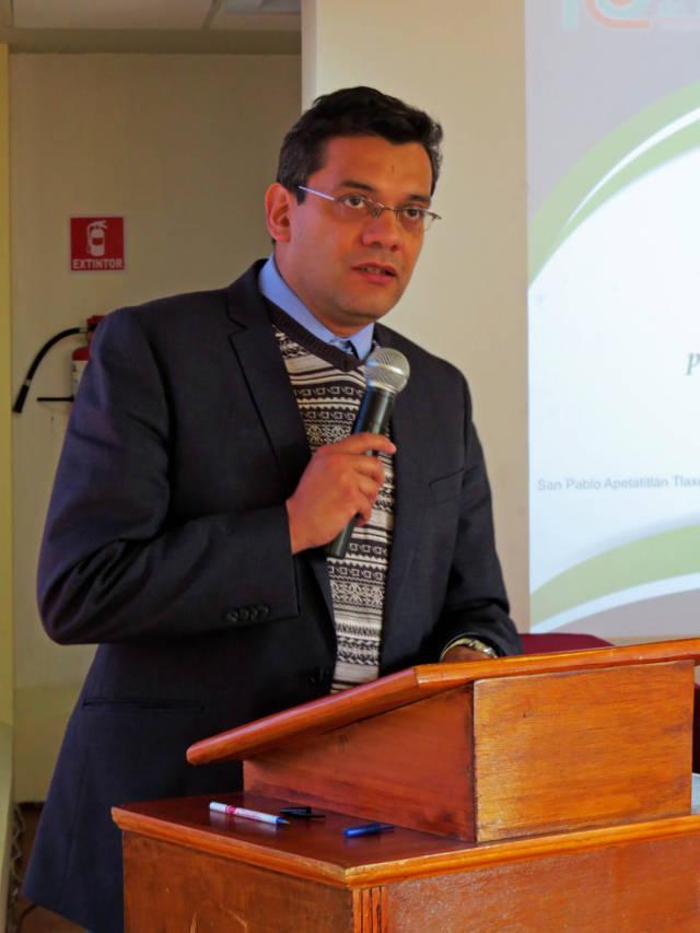 Invita Congreso a Conferencias Magistrales en El Colegio de Tlaxcala A.C.