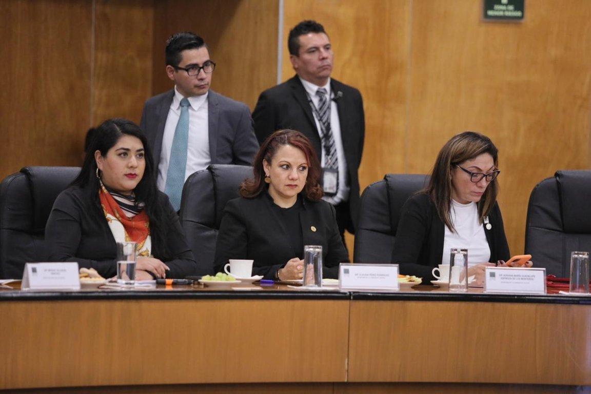 Proponen citar a Marco Mena a San Lázaro para que aborde el tema de feminicidios