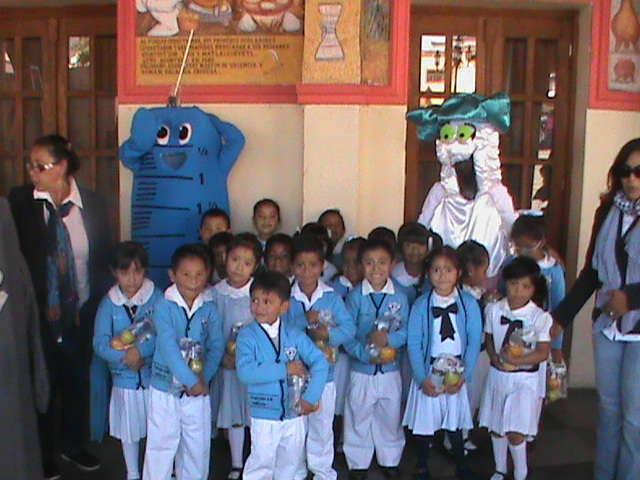 Inició Chiautempan y Sesa Primera Semana Nacional de Salud 2017