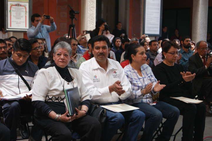 Imparte archivo municipal de Tlaxco capacitación a seis municipales del estado