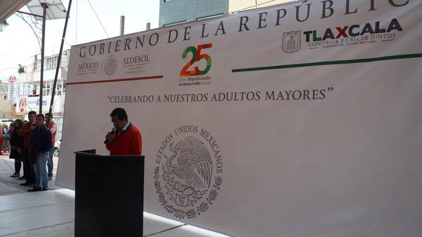 SEDESOL lleva a cabo feria de apoyos y servicios en San Pablo del Monte