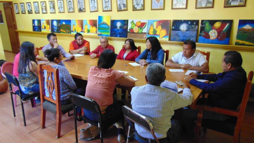 Ayuntamiento y Colectivo Chikahualistli cierran filas para trabajar unidos