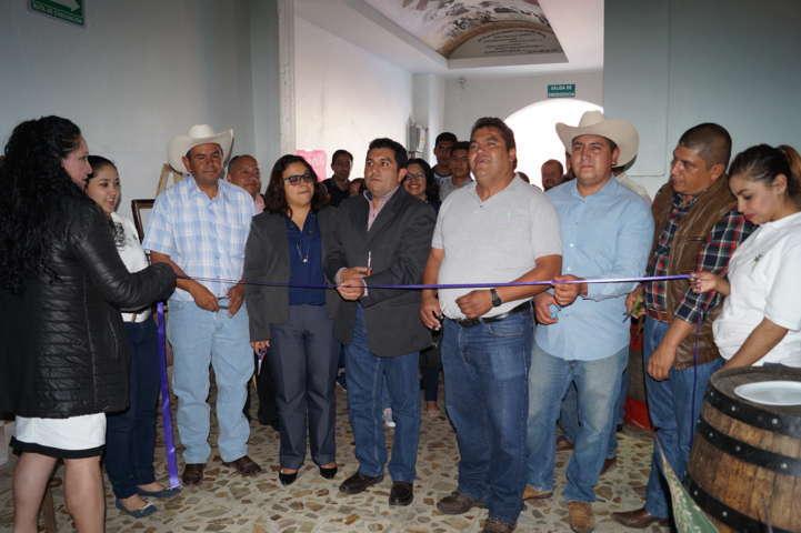 "Inauguran ""Pabellón del Pulque"" en Feria Calpulalpan 2017"