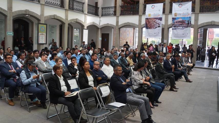 San Pablo Del Monte participa en celebración del Día Mundial Metropolitano
