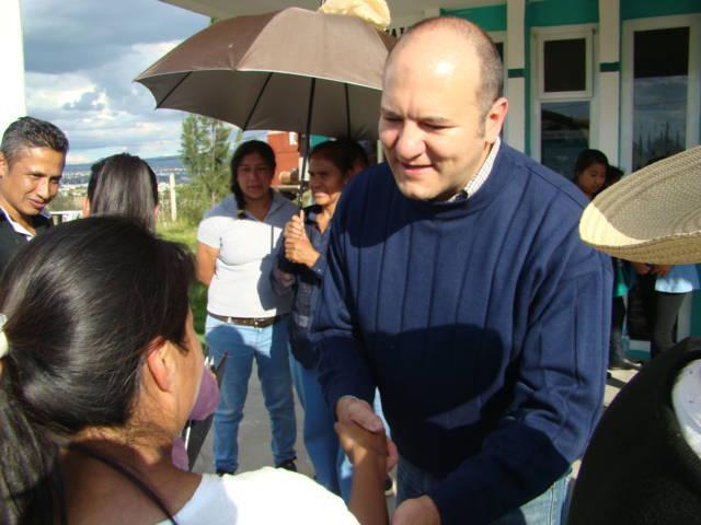 ACCIONES LEGISLATIVAS Y DE BIENESTAR PARA TODOS EN TLAXCALA: JUAN CORRAL MIER