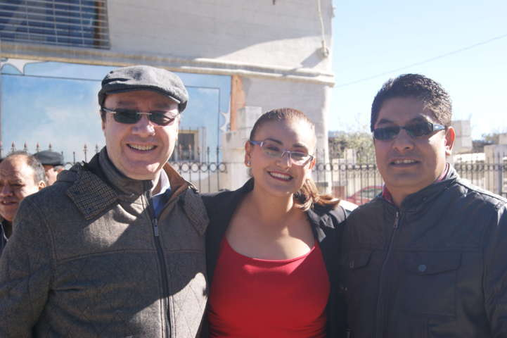 Visita al municipio de Tlaxco Oficial Mayor de Turismo Federal