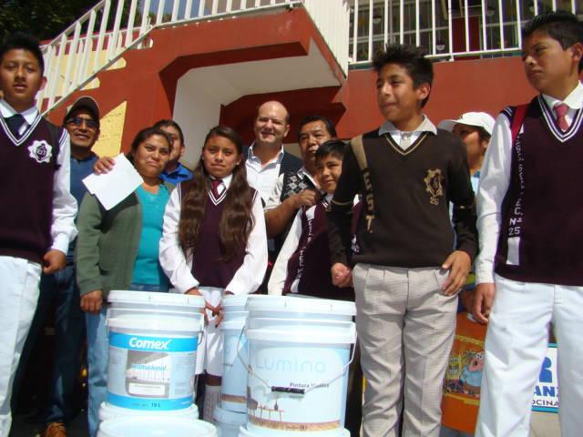 La inversión en educación es prioritaria: Juan Corral Mier