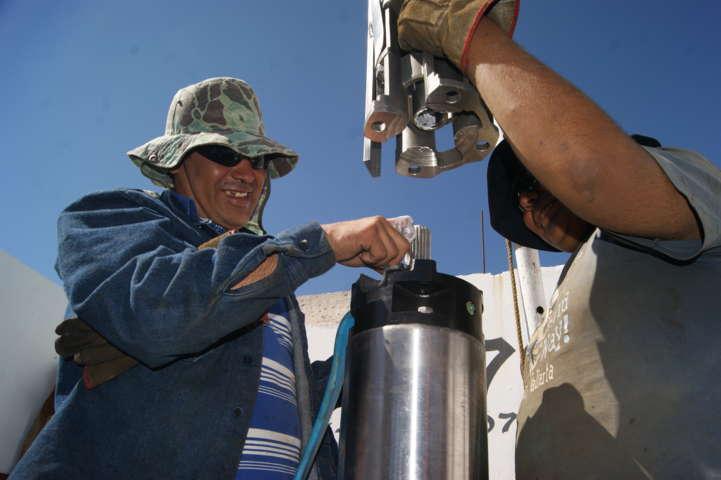 Reiniciará operación de bomba de agua potable este miércoles: Gardenia Hernández