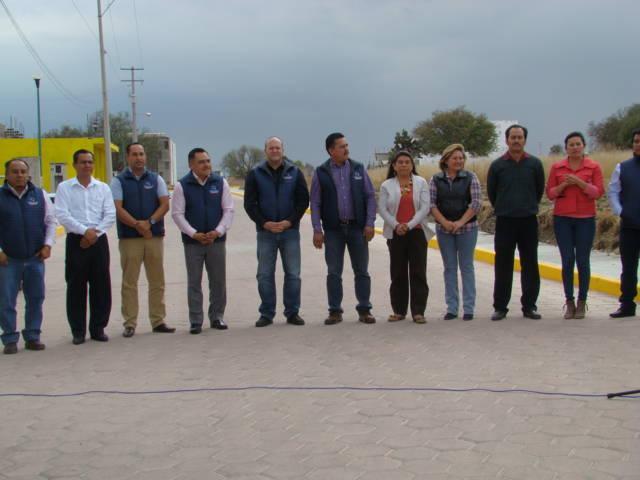 Compromiso cumplido en Yauhquemehcan: Juan Corral Mier