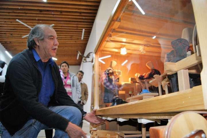 Inauguran exposición en Museo de Artes y Tradiciones de Tlaxco