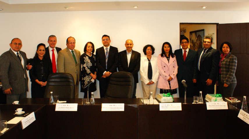 Firman convenio Coltlax e Instituto de Competitividad Turística de SECTUR