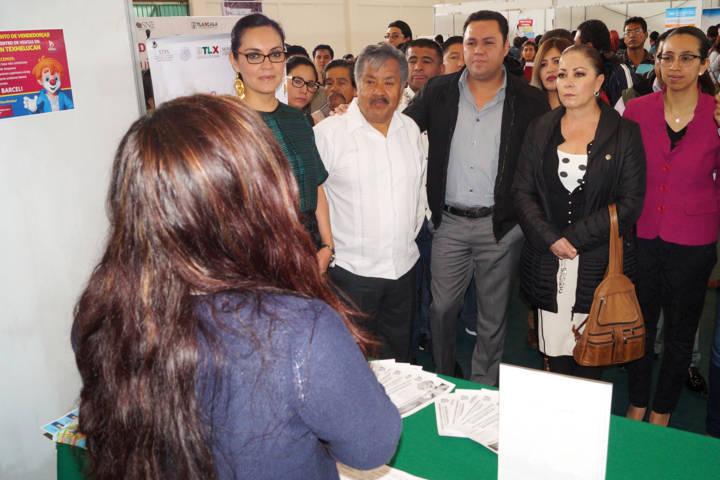 Inaugura Sepuede Jornada de Empleo en Ixtacuixtla, se ofertaron 439 vacantes
