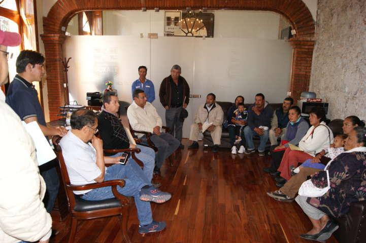 Celebrará CFE la martinica elección de delegado este domingo: Municipio de Tlaxco