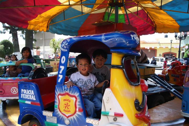 Celebrará Tlaxco día del niño con dinosaurios y una mini feria