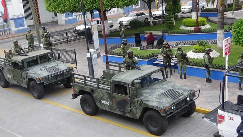 En SPM realizan estrategias y acciones para mejorar la seguridad en la región