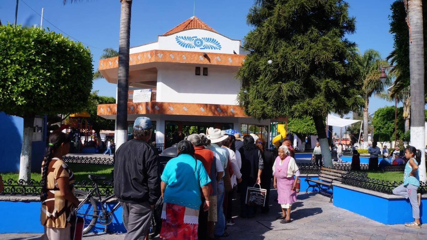 DIF municipal de San Pablo del Monte, festeja a los abuelos