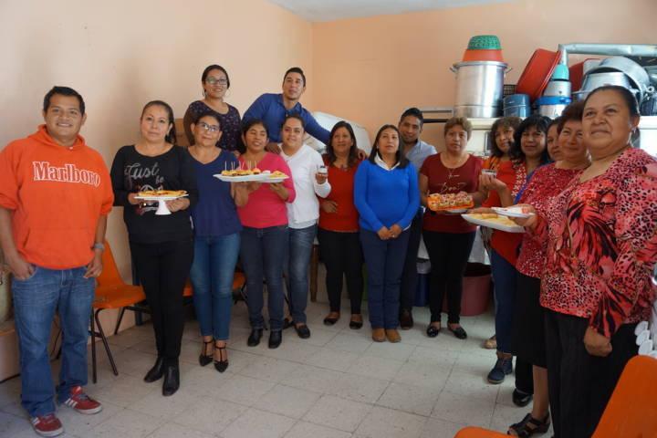 El SMDIF finaliza curso-taller de alimentos y bebidas