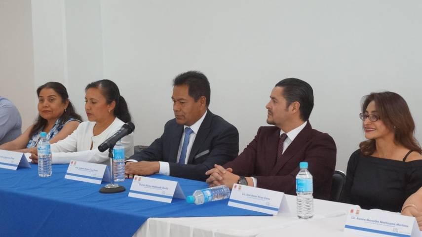 Ex parador turístico, nuevas oficinas del juzgado familiar en SPM