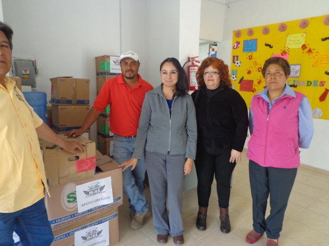 """Ayuntamiento y Fundación """"Angelitos Míos"""" apoyan a enfermos renales"""