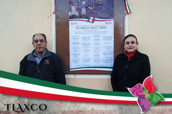 Conmemora Gobierno Municipal de Tlaxco Gesta Heroica de Chapultepec
