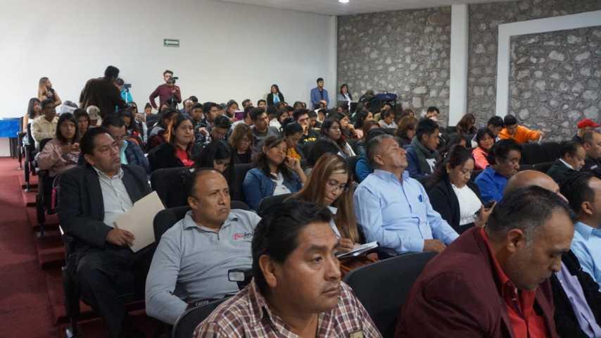Llevan a cabo segundo foro regional anticorrupción en San Pablo Del Monte