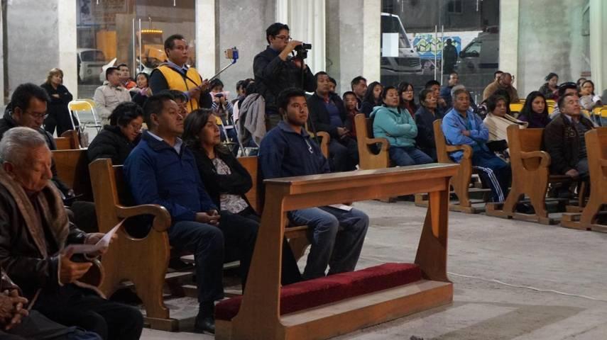 Coro de la BUAP se presenta en Tlaltepango, San Pablo del Monte