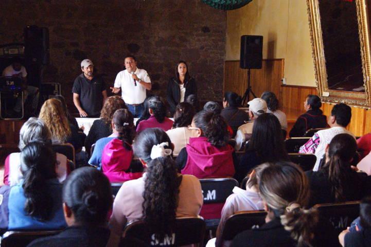 Contará Tlaxco con comedor comunitario en beneficio de familias vulnerables