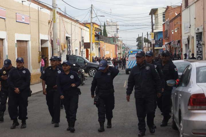 El enfrentamiento de ayer fue entre 2 familias que pelean un predio: alcalde