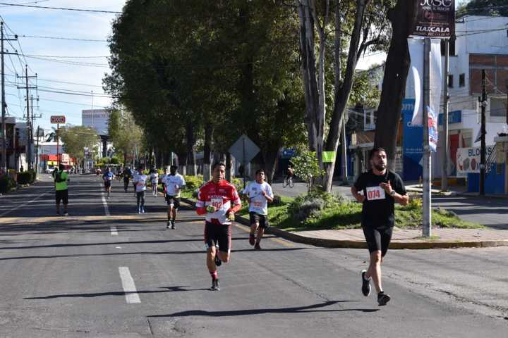 Realizará Idet la carrera de 8 kilómetros de Tlaxcala Feria 2019