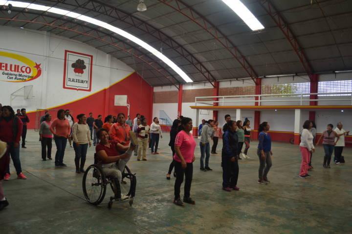 Ayuntamiento promueve la activación física para mejorar la calidad de vida