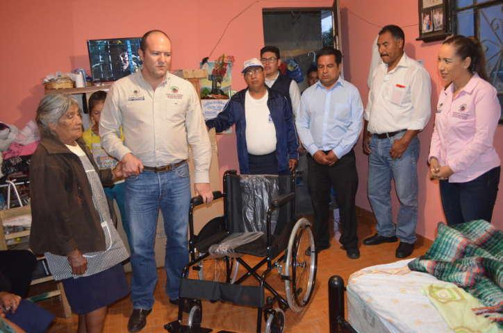 Apremiante atender la salud de los tlaxcaltecas: Juan Corral