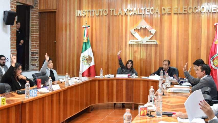 Fiscalizará ITE a agrupaciones que pretendan constituirse como partido local