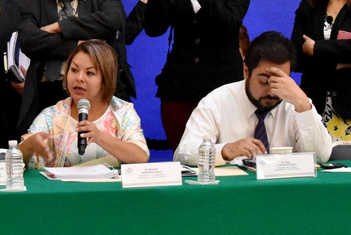 """Urge MHR a Comisión de Presupuesto a """"descongelar"""" iniciativas sobre control del gasto público"""