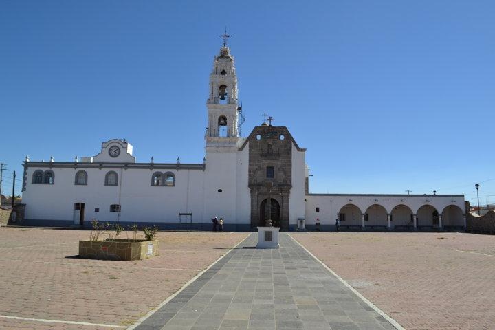 Realizan mantenimiento y restauración en la Iglesia de La Magdalena Tlaltelulco