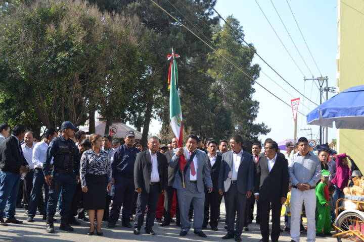 Alcalde encabezo conmemoración del natalicio de Benito Juárez García